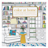 Color At Home Coloring Book